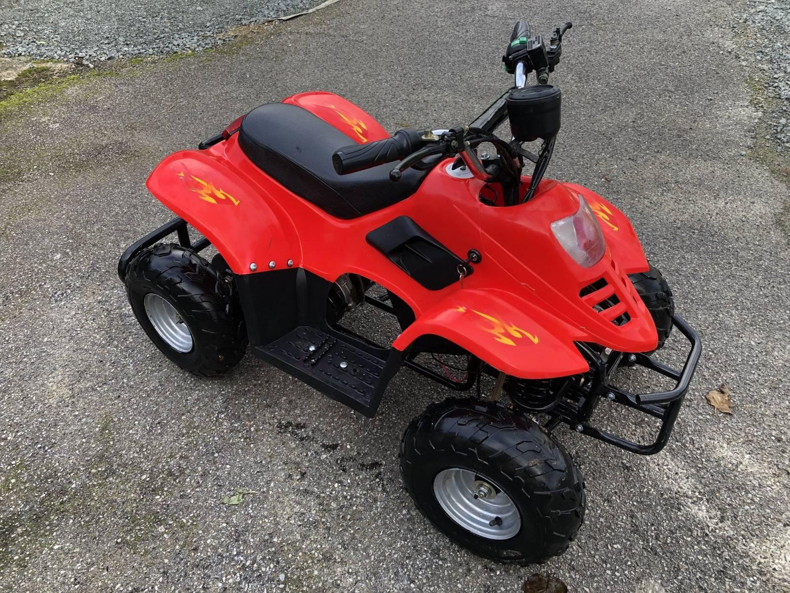 Acheter un quad électrique neuf ou d'occasion pour enfants ...